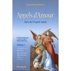 Appels d'Amour - Voix de l'Esprit Saint
