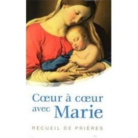Cœur à cœur avec Marie