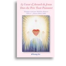 Le Cœur d'Accueil de Jésus (tome 2)