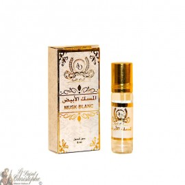 Parfum Musc Blanc roller 6ml