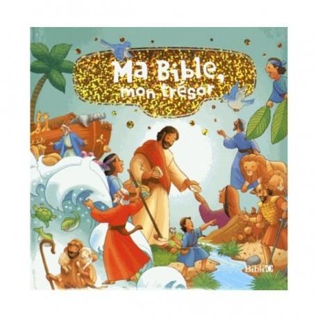 My Bible, my treasure