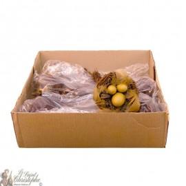 Carton de bouquets de fleurs - nid