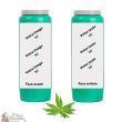 Bougie de neuvaine parfum Verveine - personnalisable - carton 20 pièces