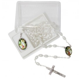 Rosary and medal gift box - 4