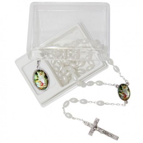 Chapelet et médaille boite cadeau - 4