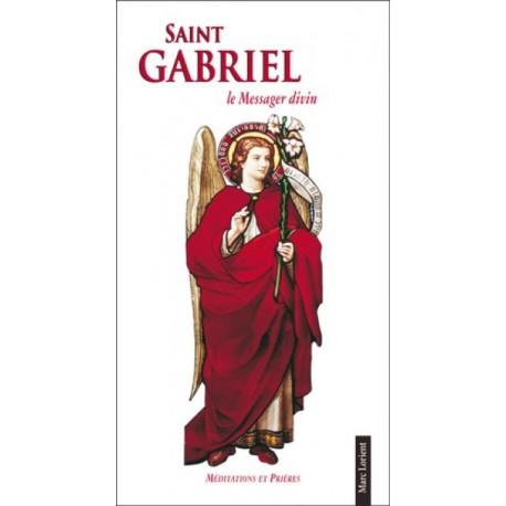 Saint Gabriel the Divine Messenger