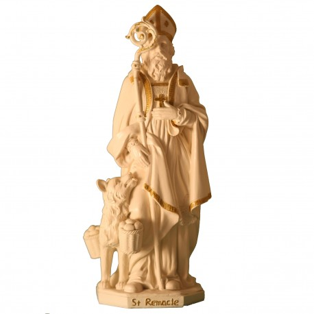 Statue Saint Remacle