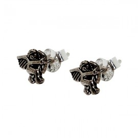 Earrings Angels - silver 925