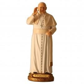 Statue Pape François