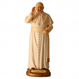 Paus Franciscus - Standbeeld
