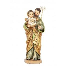 Sint Jozef standbeeld - 15 cm
