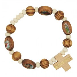 Bracelet dizaine Medjugorje