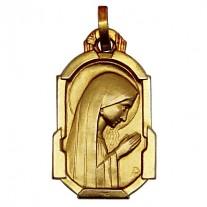 Medaglie placcati d'oro