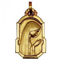 Médailles plaqué or