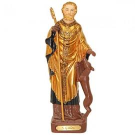San Gilles - Estatua