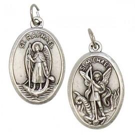 Médaille Saint Michel et Saint Raphael