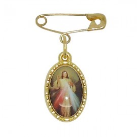 Medal of Merciful Christ with the Holy Spirit
