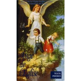 Ange de L'Eglise - prières et textes