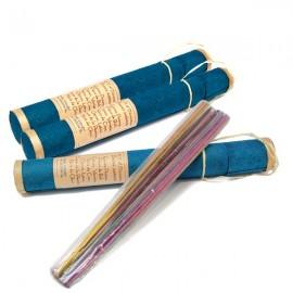 Tube d'encens parfums mixtes en bâtons