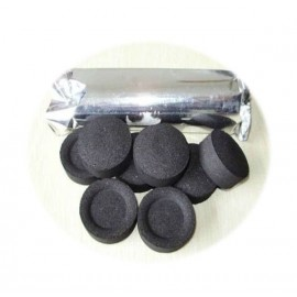 Coal 33 mm - 10 pieces