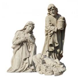 Holy Family Cribbe - Karakters