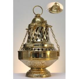 Encensoir en cuivre format - XXL