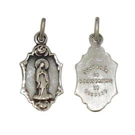 Médaille de la Vierge des Pauvres de Banneux N.D