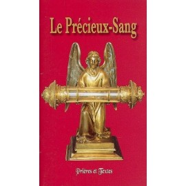 The Precious Blood - Prayers and Texts