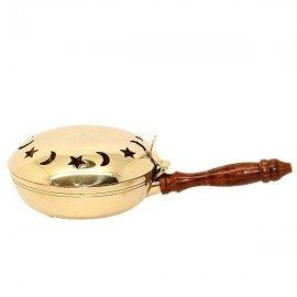 Encensoir à main poignée - 22 cm