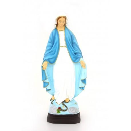 Statue Vierge Marie Miraculeuse - 50 cm