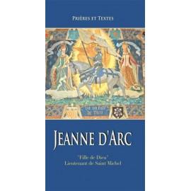Jeanne d'Arc prières et textes