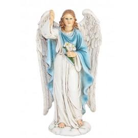 Standbeeld van Heilige Gabriël - 20 cm