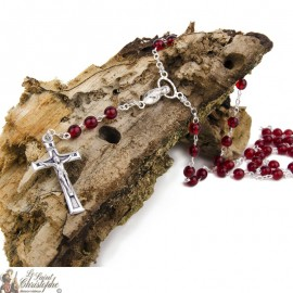Rosary of the precious Blood