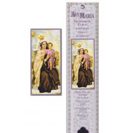 """Pochette encens """"Notre Dame du Carmel"""" - 15 pces - 60gr"""