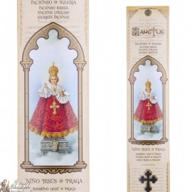 Incense pouch - Little Jesus of Prague - 15 pieces