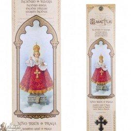 Incense pouch - Little Jesus of Prague - 15 pieces