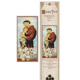Incense pouch - Saint Antoine - 15 pieces