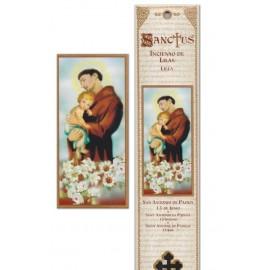 Pochette encens - Saint Antoine - 15 pces