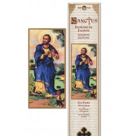 Incense pouch - Saint Peter- 15 pieces
