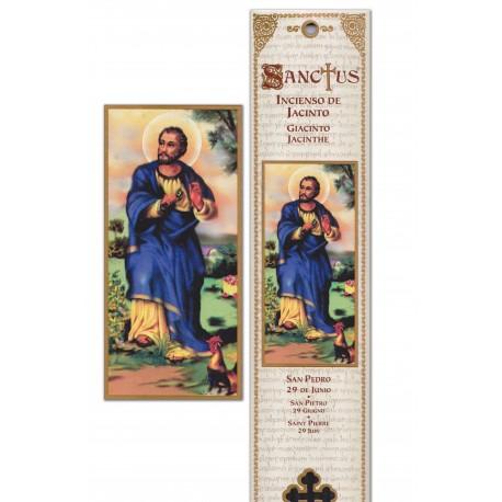 """Pochette encens """"Saint Pierre"""" - 15 pces - 60gr"""