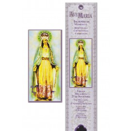 Sacca per incenso - Vergine miracolosa - 15 pezzi