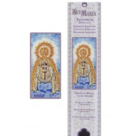 Incense pouch - Virgin of Regla - 15 pieces