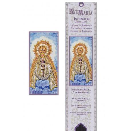 """Pochette encens """"Vierge de Regla"""" - 15 pces - 60gr"""