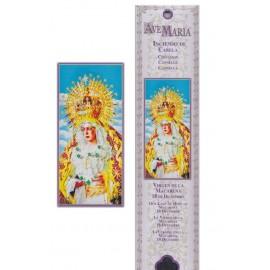 Pochette encens - Vierge de la Macarena - 15 pces
