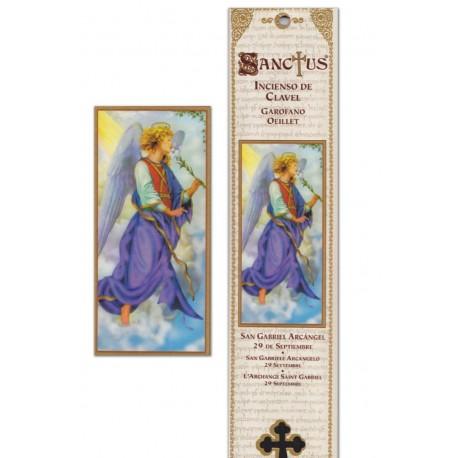 """Pochette encens """"Saint Gabriel"""" - 15 pces - 60gr"""