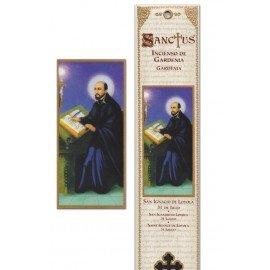 Incense pouch - Saint Ignatius of Loyola - 15 pieces