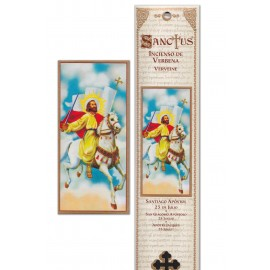 Incense pouch - Saint Jacques - 15 pieces