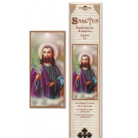 Incense pouch - St Jude - 15 pieces