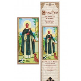 Incense pouch - Saint Martin - 15 pieces