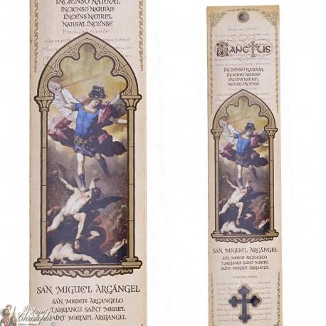 Pochette encens - Saint Michel - 15 pces - 60gr